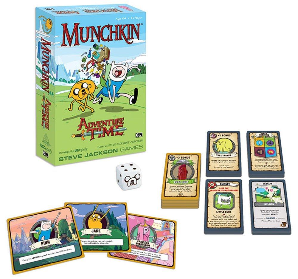 Munchkin: Adventure Time | eBay