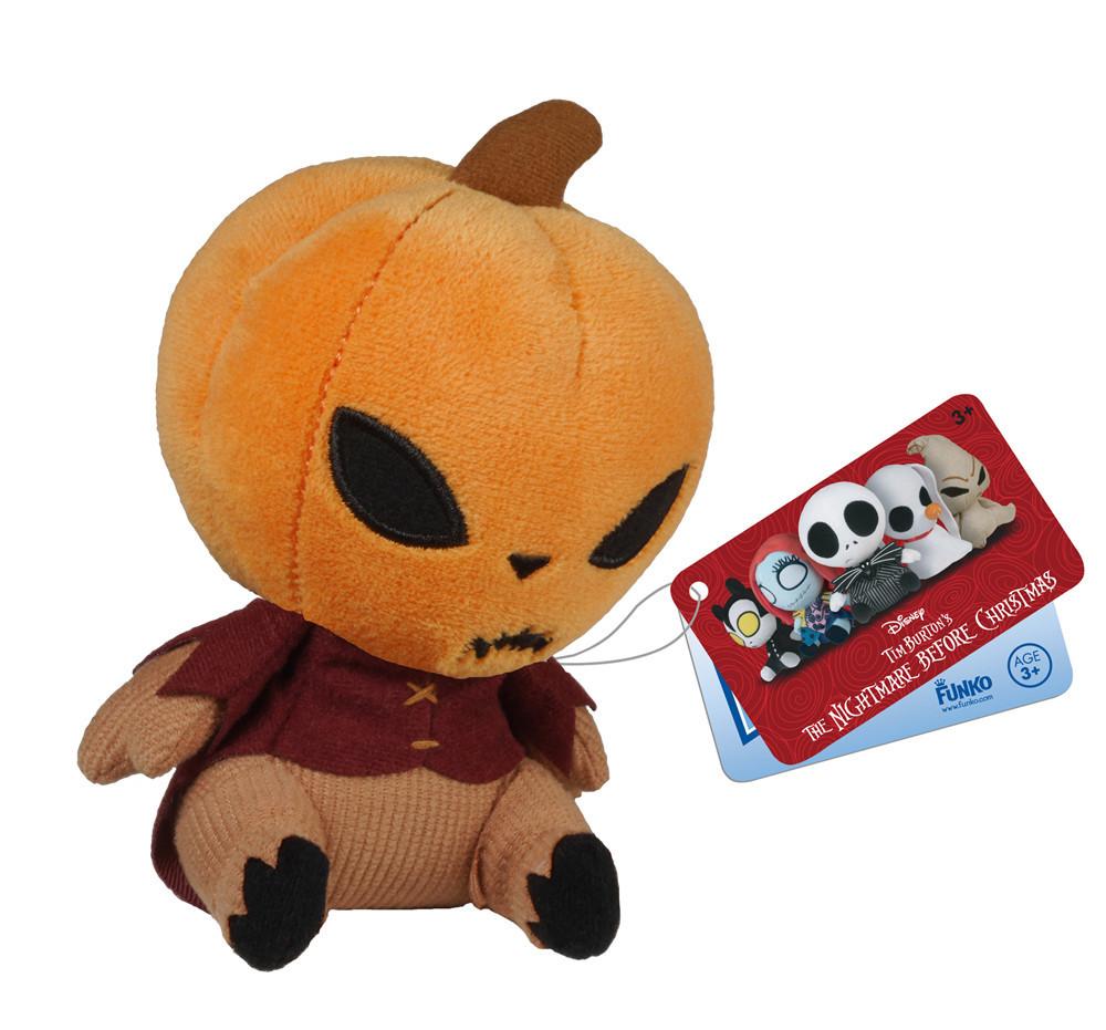 The Nightmare Before Christmas Pumpkin King Mopeez Plush Figure ...